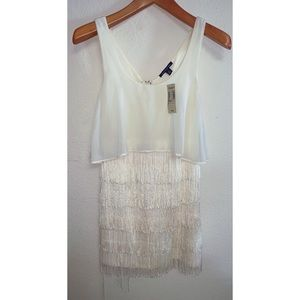 American Eagle Outfitters Tassel Dress